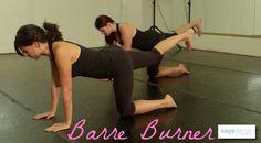 Barre burner video