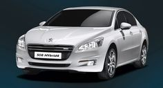 #Peugeot Launches #Diesel-Electric #Hybrid 4 Version of #508 Sedan in Europe - Carscoop - 2.0-litre HDi diesel engine delivering 161hp (163PS) powers the front wheels and a 36hp (37PS) electric motor driving rear wheels.  Combined output of 197hp (200PS). Choice of 4 driving modes including 100 percent electric (ZEV), 4WD, Auto and Sport, selected through a four-way rotary switch on the centre console.  Combined fuel consumption 3.6lt/100km (65.3mpg US or 78.5mpg UK) CoO2 emissions of…