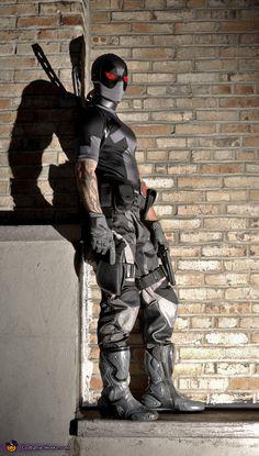 XFORCE DeadPool - 2012 Halloween Costume Contest