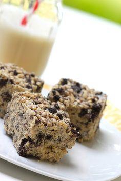 Cookies-n-Creme Rice Crispy Treats