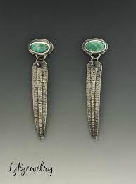 Imagini pentru metal clay earings