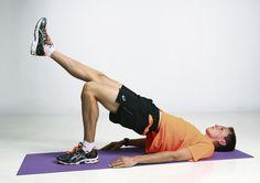 Tökkiikö juoksu? Tuntuuko askel raskaalta? Syynä saattaa olla keskivartalon ja pakaroiden heikko lihaskunto. Juoksuvalmentaja Tuomo Salonen näyttää 7 lihaskunto-ohjetta juoksijalle.