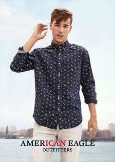 Cameron Dallas & Jacob Whitesides Star in American Eagle's New CANdids Campaign!: Photo We are loving American Eagle Outfitters new campaign so much -- especially since it stars our faves Cameron Dallas and Jacob Whitesides! Fashion 2017, Mens Fashion, Fashion Outfits, Fashion Trends, New Advertisement, American Eagle Outfits, The Fashionisto, Summer Campaign, Cameron Dallas