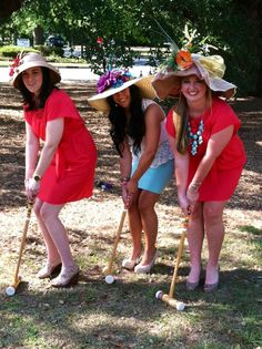 Kentucky Derby party games