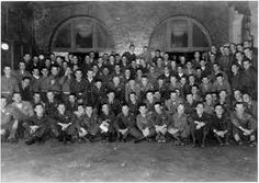 Aggie Muster in Korea. 1953.