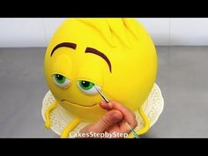 EMOJI CAKE How To Make by Cakes StepbyStep