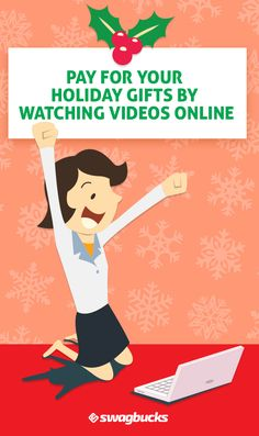 Swagbucks is an easy way to make money just by watching movie previews, celebrity videos, the latest news, and dozens of other videos. Earn up to $150 per month in Free Gift Cards to Amazon, Paypal or wherever you shop just watching short videos. Plus, you�ll get $5 just for signing up.