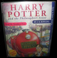 Harry Potter and The Philosopher's Stone - Audio Cassettes Books Stephen Fry for sale online Philosophers Stone, Harry Potter Books, Voice Actor, Nonfiction, Audio Books, Hogwarts, Ebay, Non Fiction