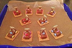 Schoko-Auto 9 Gingerbread Cookies, Party, Desserts, Food, Muffins, Autos, Birthday, 2nd Birthday, Children Cake