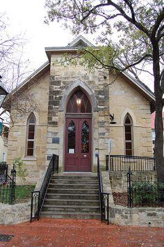 La Villita - San Antonio, Texas - the historical church we were married in.