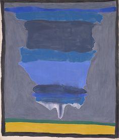 ART & ARTISTS: Helen Frankenthaler - abstract expressionist - part 1