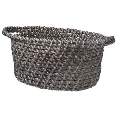 Threshold™ Bath Storage Basket - Gray (Small) $13