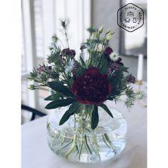 Marimekko Urna Vas, Klart - Inredning Marimekko, Window Sill, Houseplants, Interior Inspiration, Fall Decor, Flower Arrangements, Beautiful Flowers, Floral Design, Vase