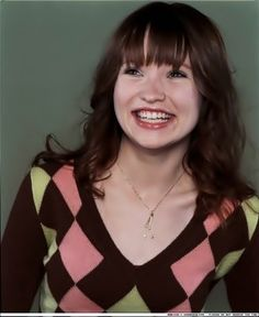 Haha looks like a younger you @Michaela Perry, I never realized it till this picture!
