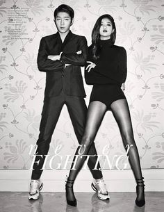 More Of Lee Jun Ki For Elle Korea's June 2015 Issue Lee Jung Ki, Lee Min Ho, Korean Star, Korean Actors, Couple Shoot, Elle Magazine, Lee Joon, Joon Gi, Ulzzang