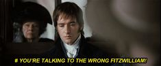 """utterly hilarious (though slightly profane) """"Darcy's Inner Monologue"""" posts by Turin. She is still making them...she's only up to Bingley's proposal!! Can't wait to see how she does the end hahaha"""