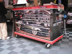 54 Best Custom Toolbox Images Dream Garage Garage Shop Garage Tools