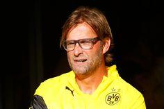 Jürgen Klopp, coach of Borussia Dortmund, 2014