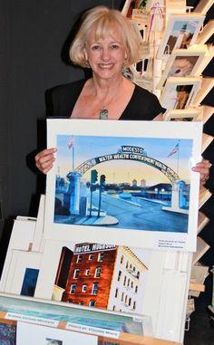 Gallery and Gift Shop - Central California Art Association & The Mistlin Gallery Central California, California Art, Lake Erie, Lake Tahoe, Contentment, Florida Keys, Local Artists, Rocky Mountains, Niagara Falls