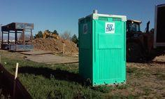 Portable Toilets For Construction Sites, S U0026 B Porta Bowl