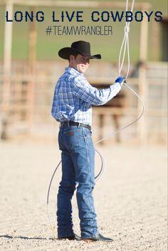 World Champion Cowboy Trevor Brazile #TeamWrangler