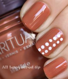 Love this color for fall!  Sparitual Inner Sanctum