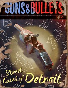 Guns And Bullets #4 Book - Fallout 4 by PlanK-69 on DeviantArt