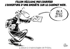 Le journal de BORIS VICTOR : LA CHRONIQUE DU FILLON FILOU PICSOU - lundi 27 mar...