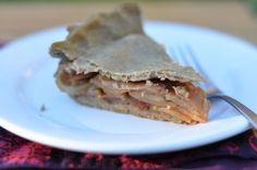 Nourishing Meals: Deep Dish Apple Pie ~ Gluten-Free & Vegan