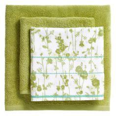Isi Dalini Towel Set - Bath - Towels - El Corte Inglés - Home