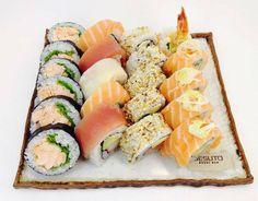 Na naszym Facebooku znów robimy promocję najlepszego sushi w Warszawie - www.besuto.pl