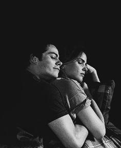 Stiles and Malia