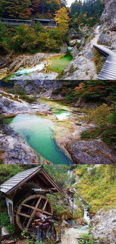 Naturpark Ötscher Tormäuer in Niederösterreich - Der Grand Canyon von Österr... - #Canyon #der #Grand #Naturpark #Niederösterreich #Österr #Ötscher #Tormäuer #von -