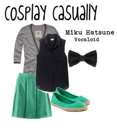 Cosplay Casually