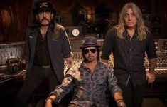 Image result for motorhead and cameron webb
