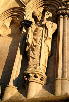 Carving Detail, Salisbury Cathedral