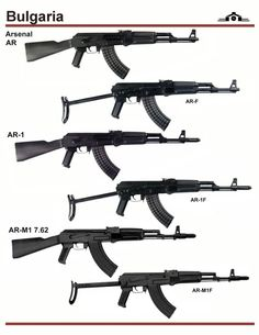 Arsenal of Bulgaria (Factory officially started production of the assault rifle in with the first Type 3 specimen being released in Military Weapons, Weapons Guns, Guns And Ammo, Arsenal, Assault Weapon, Assault Rifle, Kalashnikov Rifle, Future Weapons, Military Pictures