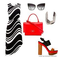 Veja post completo e muitos looks em www.carolinedemolin.com.br #moda #fashion…
