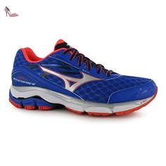 reputable site 0dfeb 0861c Mizuno Wave Inspire 12 Chaussure de course à pied pour femme Blu cor  Baskets Sneakers