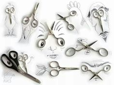 The other of a Scissors☺