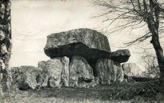 dolmen de pierre-folle, montguyon, France