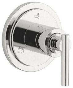Grohe 19 181 EN0 Atrio 5-Port Diverter Valve Trim in Infinity Brushed Nickel - Contemporary - Showers - PlumbingDepot.com