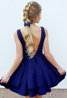 Pretty dutch braid hairstyle with Luxy Hair extensions <3