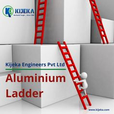 #kijeka #ladder #aluminium ladder #DIY Aluminium Ladder, Engineering, Diy, Bricolage, Do It Yourself, Technology, Homemade, Diys, Crafting