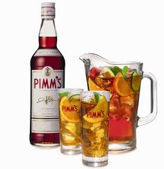 Get ready for summer and Wimbledon ....Pimms