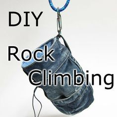 DIY Rock Climbing In