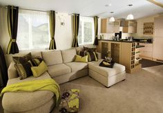 luxury static caravan - Google Search