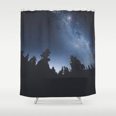 Buy Shower Curtains featuring Starchild by HappyMelvin. Made from 100% easy care polyester our designer shower curtains are printed in the USA and feature a 12 button-hole top for simple hanging.