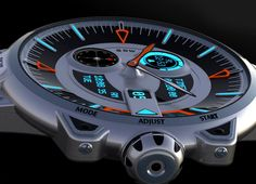 G Shock concept