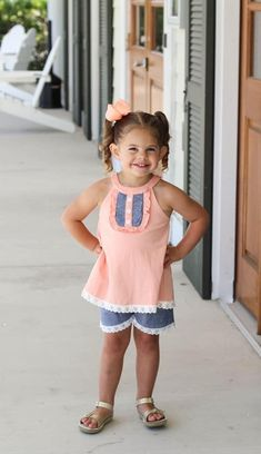 Children's Boutique Outfits at Affordable Prices